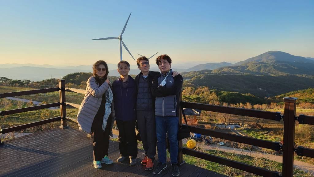 경주 풍력발전소